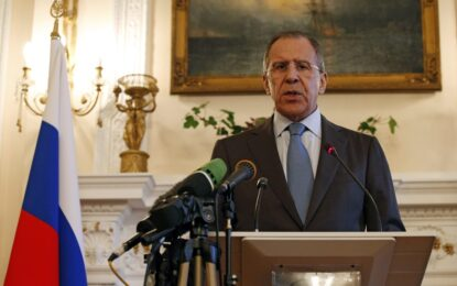 Лавров: Крим значи повече за Русия, отколкото Фолклендските острови за Великобритания