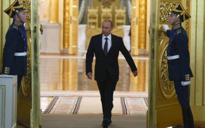 Путин: Крим винаги е бил част от Русия