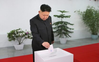 Ким Чен Ун бе избран за депутат със 100% от гласовете