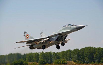 МО поръча от Русия двигатели за 42 милиона лева за МиГ-овете