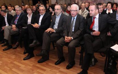 ДСБ ще обяви кандидатурите си за евровота
