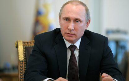 Путин захапа САЩ за реакцията срещу писмата му до ЕС