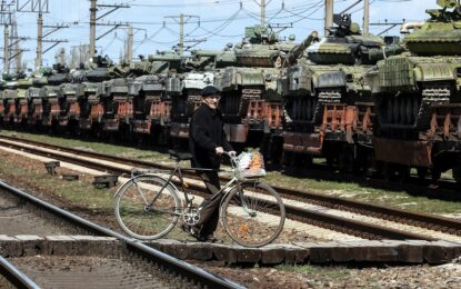 Путин бил упълномощен да използва руската армия в цяла Украйна