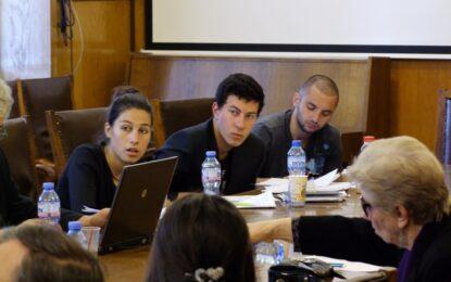 Преподаватели и студенти обсъдиха проблемите на гражданското общество и протестите