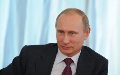 Путин не се бои нито от НАТО, нито от Запада