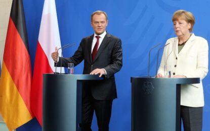 Меркел заплаши Путин с по-строги санкции