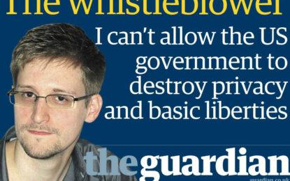 През май: нови разкрития от и за Едуард Сноудън