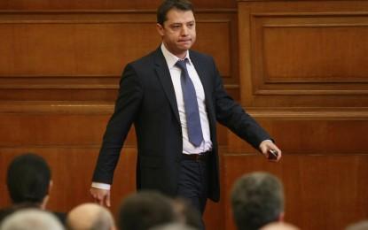"""Делян Добрев отрича всякаква вина за АЕЦ """"Белене"""""""