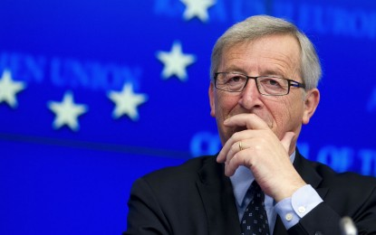 След 24 часа Юнкер поема Европейската комисия