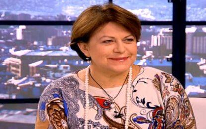 Предсрочните избори – в ръцете на шефа на КТБ, смята Дончева