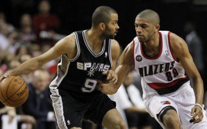 """Избрано от НБА: Тони Паркър приближи """"Спърс"""" до финала на Запад"""