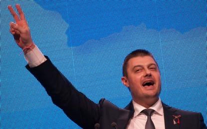 "Само ""спалните"" в София избраха Бареков"