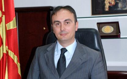 Българин катастрофира в шефа на македонското разузнаване