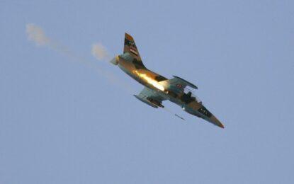 Обама разреши ВВС в подкрепа на сирийската опозиция
