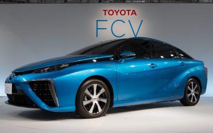 Toyota се отказва от колите на бензин до 2050