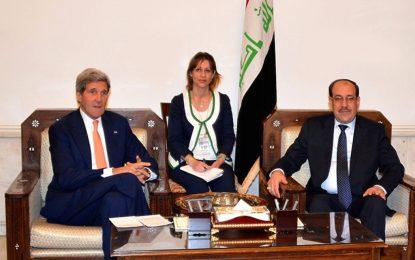 САЩ поискаха кюрдите да спасят Ирак от разпад