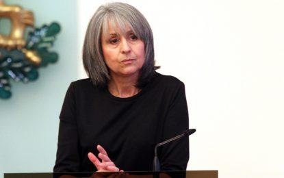 Маргарита Попова вече е в ръководството на БСК