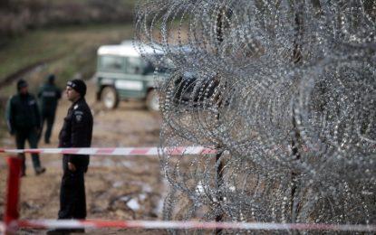 Властта още не е калкулирала новата ограда по границата