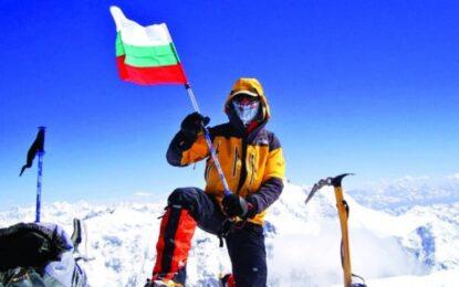Боян Петров покори осемхилядника Манаслу