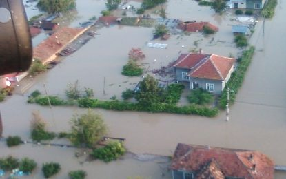 Потопът в Мизия отнесе правото на глас на десетки