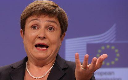 Кристалина Георгиева сменя Еврокомисията със Световната банка