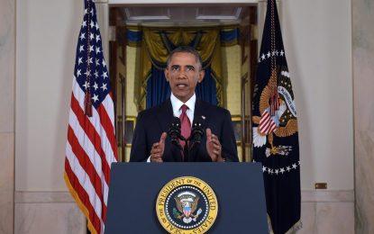 Обама повежда коалиция срещу халифата в Сирия