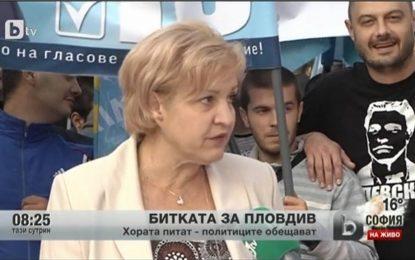 Агитки на ДПС и Бареков провалиха предизборен дебат