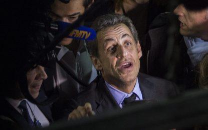 Саркози отпадна от битката за президентския пост във Франция