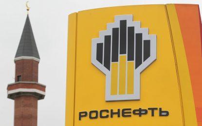 """Русия продаде една пета от """"Роснефт"""" за €10.5 милиарда"""