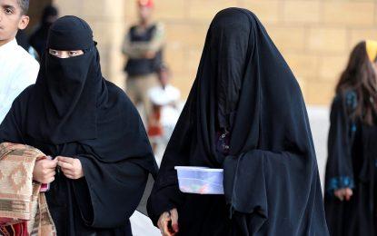 Жените в Саудитска Арабия гласуват за пръв път