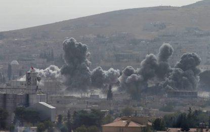 Турция нанесе удари срещу джихадистите и кюрдите в Сирия