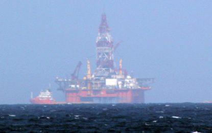 """Total откри петрол в блок """"Хан Аспарух"""""""