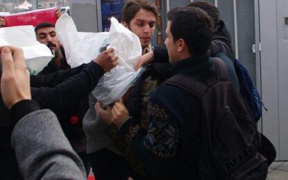 Турски леви нападнаха US войници в Истанбул