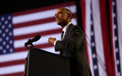 Обама се среща с граждански лидери заради напрежението във Фъргюсън