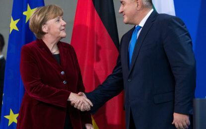 """Берлин ни дава експерти за правосъдието – и надежди за """"Южен поток"""""""