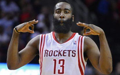 """Избрано от НБА: Хардън поведе """"Рокетс"""" към успех над """"Раптърс"""""""