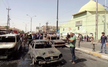 Терористичното реалити шоу на Ирак