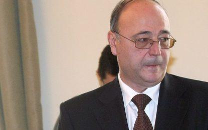 Сертов отново е в България