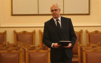 Властта готви нов главен секретар на МВР