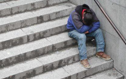 Да стоплиш бездомника с краудфъндинг*