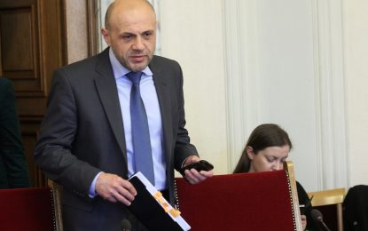 ГЕРБ номинира Томислав Дончев за социален министър