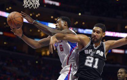 """Избрано от НБА: Джордан изведе """"Клипърс"""" до победа срещу """"Спърс"""""""