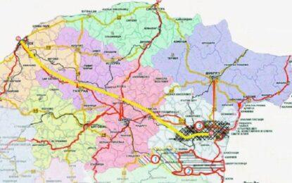 Проектът за канал Варна-Русе влиза в кабинета