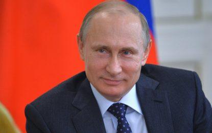 Путин в 13-а пряка линия: за рублата, Запада, Украйна, Иран, млеконадоя