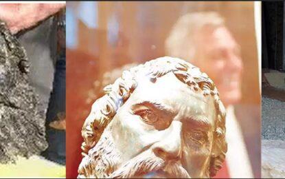 Новите очи на Царя или чия е главата, изложена в Лувъра