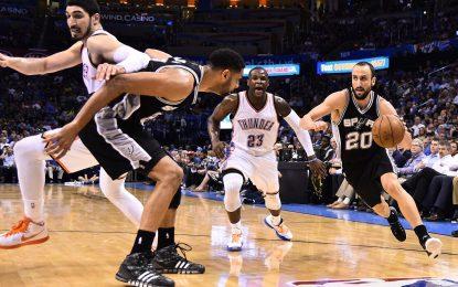 """Избрано от НБА: Ленърд изведе """"Спърс"""" до осма поредна победа"""