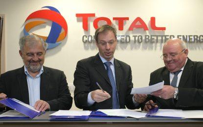 """""""Тотал"""" готви български студенти за бизнеса с газ и петрол"""