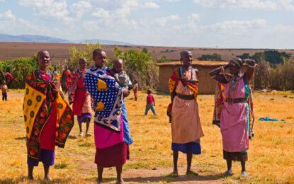 Потанцувай за Африка