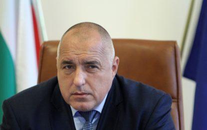 Борисов плаши Цветан Василев със съд