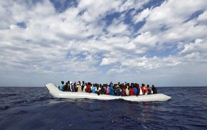 ЕС учи либийската брегова охрана как да спира бежанци